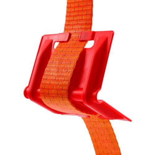 Metaltis open hoekbeschermer - rood